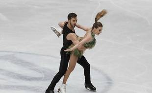Le couple Papadakis-Cizeron est champion du monde.