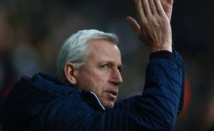 Alan Pardew, le manager de West Brom.