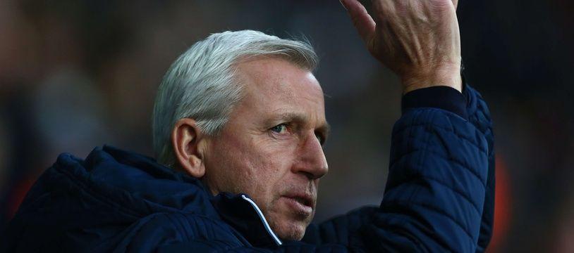 Alan Pardew, le manager de West Brom.