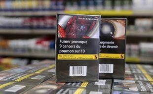 Les malfaiteurs ont réussi à dérobler plus de 8 000 cartouches de cigarettes. (illustration) AFP PHOTO / PASCAL POCHARD-CASABIANCA