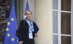 Elisabeth Borne, ministre des Transports, le 6 juin 2018.