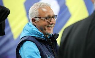 Nasser Larguet dirigera très probablement son dernier match avec l'OM contre Lille mercredi.