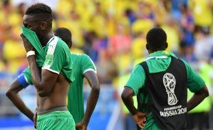 Le Sénégal est éliminé du Mondial pour... deux cartons jaunes de trop.