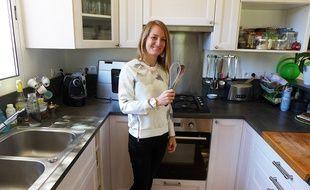 Julia Reichenwallner est coach lifestyle vegan à Antibes.