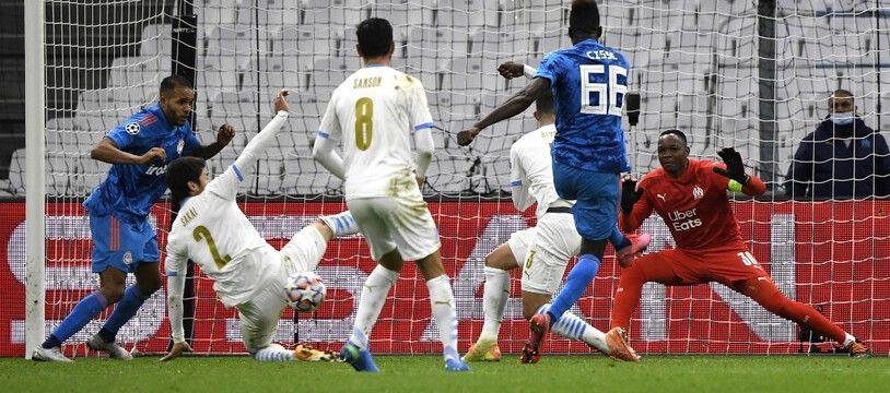 Les Grecs avaient ouvert le score au Vélodrome sur une superbe frappe de Cissé.