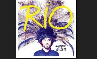 Pochette de «Rio», cinquième album studio de Christophe Willem.