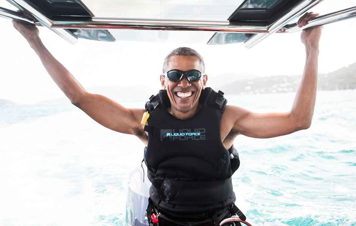VIDEO. Obama et les États-Unis ne vivent pas 2017 de la ...