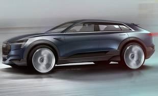 Audi eTron Quartro