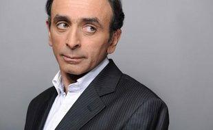 Eric Zemmour, écrivain et journaliste français. 5 mars 2010