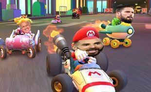 Après l'Euro ça va être le feu sur les pistes de karting
