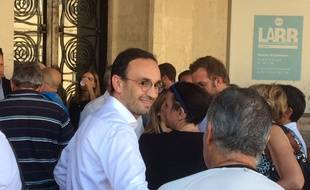 Thomas Cazenave a présenté son projet Renouveau Bordeaux pour les municipales de 2020.