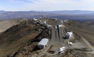 C'est principalement l'hémisphère sud qui pourra observer cet astéroïde, comme ici au Chili. (illustration)