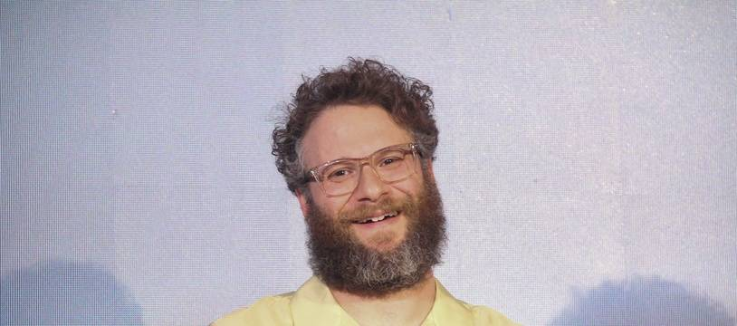 L'acteur Seth Rogen