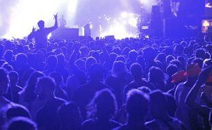 Le Worldwide Festival, à Sète, en 2015 (Archives)