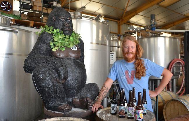 Jean-Baptiste Martineau, le créateur de la brasserie artisanale Zoo Brew