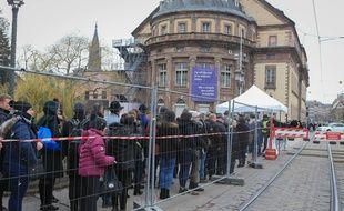 Strasbourg: Condamnés pour avoir travaillé sous de fausses identités comme agents de sécurité au marché de Noël (archives)