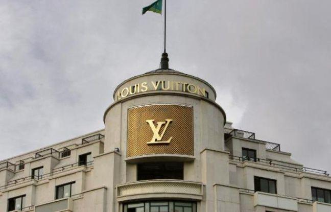 Champs-Elysées: Un homme déguisé en femme tente de braquer la boutique Louis Vuitton