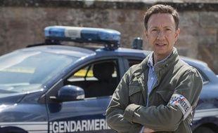 Stéphane Bern en lieutenant de gendarmerie dans «Meurtres en Lorraine».