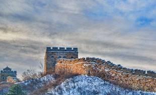 La Grande Muraille a vu plusieurs de ses enceintes être fermées