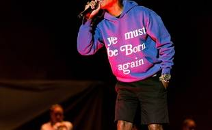 Le chanteur Pharrell Williams