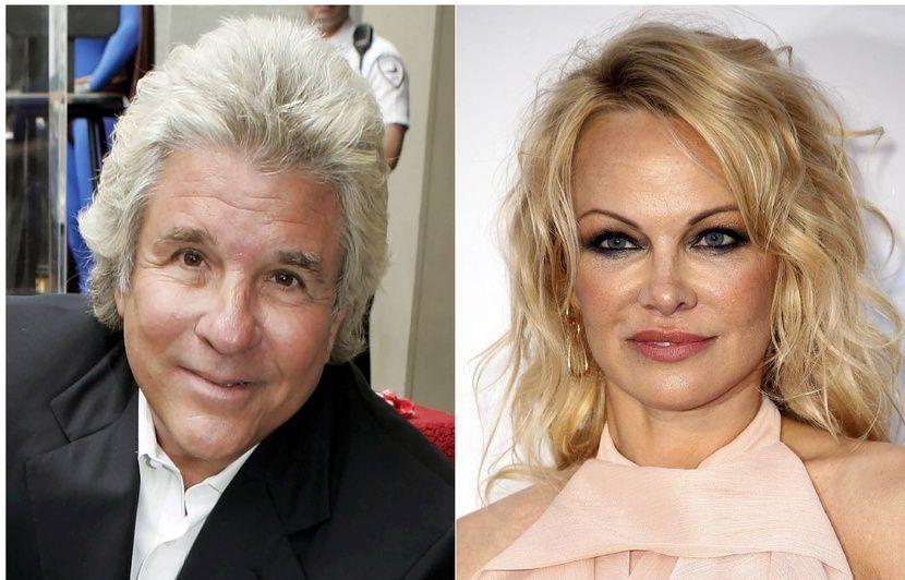 Pamela Anderson s'est mariée en secret pour la cinquième fois avec le producteur de cinéma Jon Peters