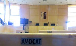 L'homme de 28 ans a été jugé hier en comparution immédiate au tribunal correctionnel de Rennes.