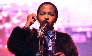 Lauryn Hill en concert à Miami en décembre dernier