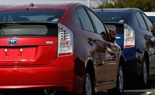 La Prius de Toyota, le 5 mars 2010