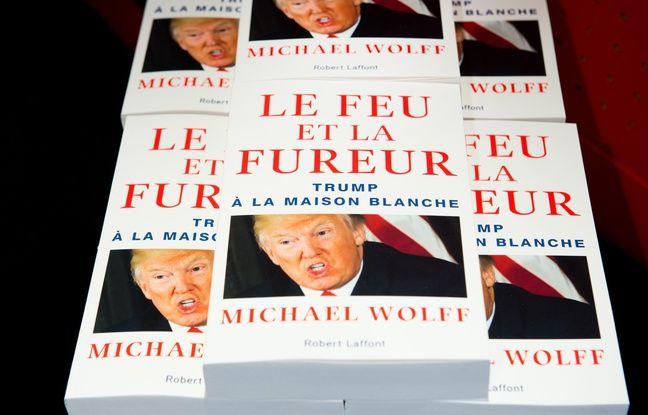 Etats-Unis: Un mystérieux lecteur cache depuis des mois tous les livres critiquant Trump dans une bibliothèque
