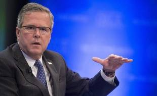 Jeb Bush le 1er décembre 2014 à Washington