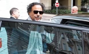 Le président du jury Alejandro Gonzalez Inarritu le 22 mai 2019 à Cannes