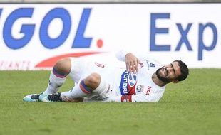 Nabil Fekir avait déjà subi de nombreuses fautes, le 10 décembre lors d'un succès lyonnais (1-2) à Amiens.