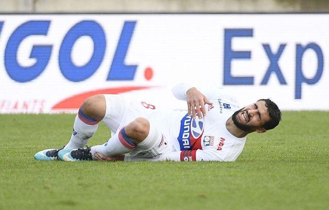 Lyon: L'OL a-t-il vraiment raison de se plaindre du traitement subi par Nabil Fekir contre Angers?