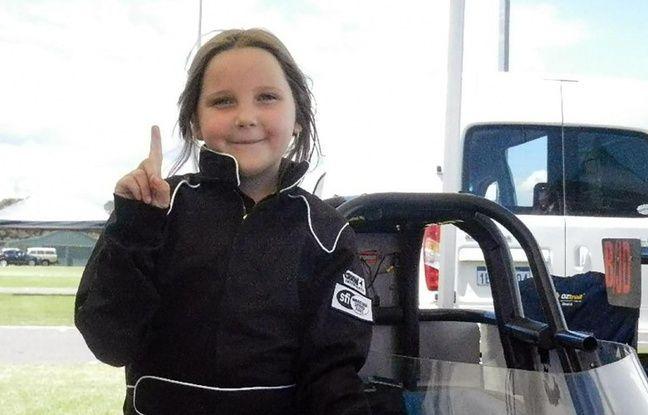 nouvel ordre mondial | Australie: Anita, une fillette de 8 ans, se tue au volant de son dragster
