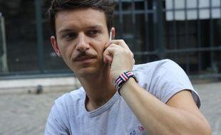 Pierre Liscia, victime d'un raid numérique sur Facebook après avoir refusé de serrer la main de Rachid Nekkaz
