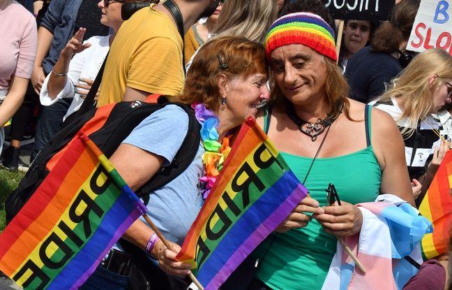 Bosnie : 2.000 personnes pour la première Marche des fiertés LGBT à Sarajevo