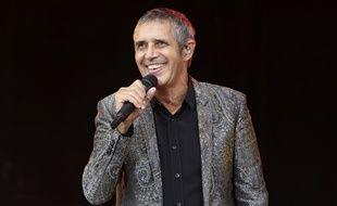 Julien Clerc en concert à la Fête de l'Humanité, le 16 septembre 2018.