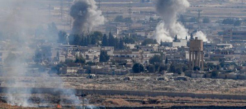 La Turquie a lancé le 9 octobre une offensive contre les Kurdes dans le nord-est de la Syrie.