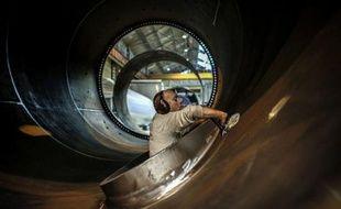 Francéole, devenue le seul fabricant de mâts éoliens métalliques en France, mise sur une progression rapide de son activité en dépit des incertitudes sur le prix de rachat de l'électricité.