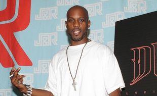 Le rappeur et acteur DMX