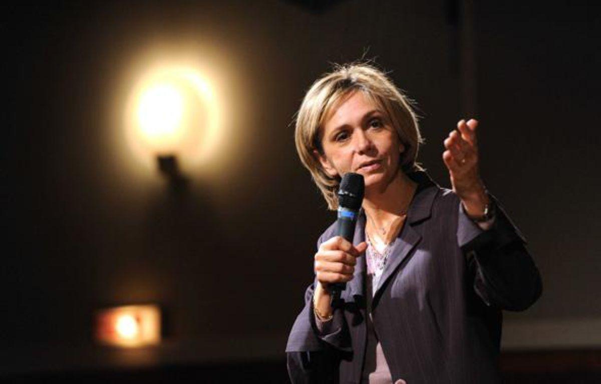 Valérie Pécresse, le 3 mars 2010 à Paris. – SIPA