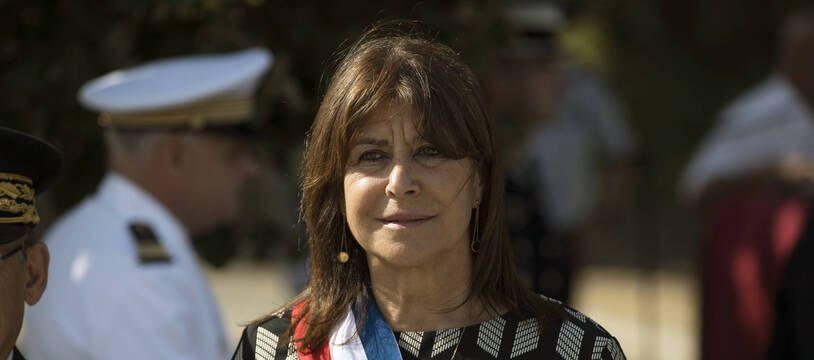 Michèle Rubirola est la maire de Marseille depuis juillet 2020.