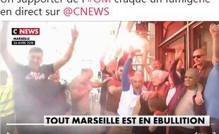 Marseille est chaud avant la demi-finale de Ligue Europa.