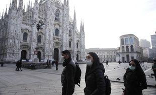 Le coronavirus perturbe la Fashion Week de Milan.