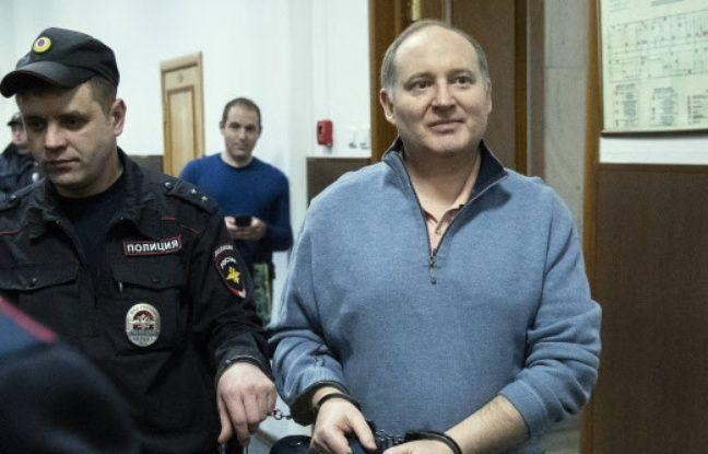 Russie: Un banquier français accusé de fraude assigné à résidence