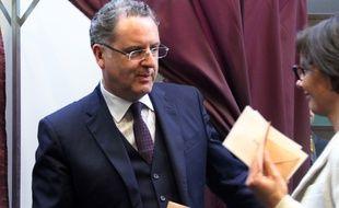 Richard Ferrand, ici au conseil régional de Bretagne le 18 décembre 2015.