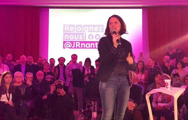 Municipales 2020 à Nantes: Les annonces «vertes» du premier meeting de Johanna Rolland