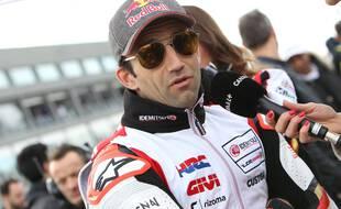 Johann Zarco s'est associé avec la société de management de Soprano pour promouvoir le MotoGP en France.