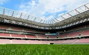 Le Stade de Nice a été inauguré en septembre 2013