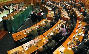 En janvier, une partie du conseil général sera absorbée par le Grand Lyon.
